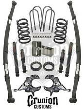 Chevy S10 4/5 Lowering Kit 1982 - 2004 Extended Cab GMC S15 Sonoma Belltech