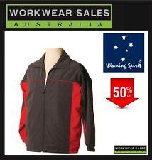 Winning Spirt Unisex Zip Front Jacket Size XS Sale Item 50% off