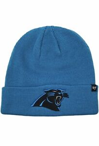 Carolina Panthers '47 Beanie New With Tags