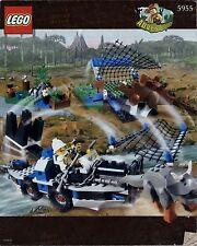 Lego Adventurers # 5955 All Tarrain Trapper - Bauanleitung (keine Steine!)