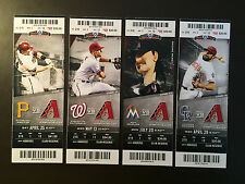 Arizona Diamondbacks 2015 Mlb ticket stubs - One ticket