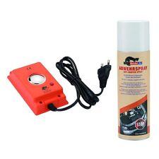 MARDERfix Acoustique Indoor 230 V comprenant Spray de défense Abri d'auto Toit