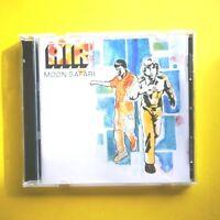 Air French Band 🎵 Moon Safari [Music CD] 🎵
