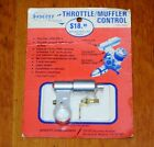 NEW Hiscott Cox Tee Dee Medallion RC Muffler for model airplane engine vintage