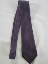 HERMES TIE - PATTERN 889 PA - 100% SILK MADE IN FRANCE