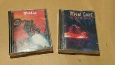 2 Mini Disc Albums Original Meat Loaf