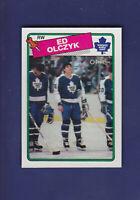 Ed Olczyk 1988-89 O-PEE-CHEE Hockey #125 (NM+)