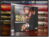 Port Of Miami 2 ✎SIGNED♫ by RICK ROSS Brand New CD w/ Autographed Booklet Cover