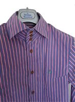 Mens uber chic  MAN by VIVIENNE WESTWOOD krall long sleeve size small. RRP £260.