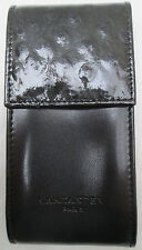 LANCASTER   Porte-clés  en cuir  Authentique vintage  6 x 12 cm