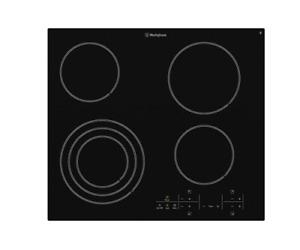 Westinghouse 60cm electric ceramic cooktop WHC644BA