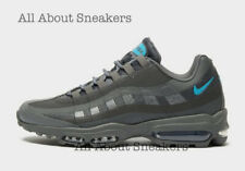 "Nike Air Max 95 Ultra SE ""Grey Blue"" Men's Trainers Limited Stock All Sizes"