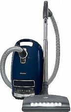 Miele 41GJE032USA Complete C3 Marin 1200W HEPA Canister Vacuum Cleaner - Blue