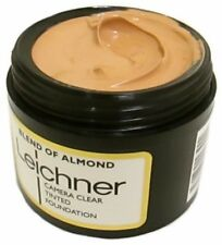 Leichner Camera Clear Tinted Foundation Face Make-Up Shade # BLEND OF ALMOND