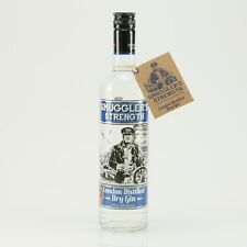 Smugglers Strength London Dry Gin 40,00% vol. 0,7 L