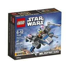 LEGO Star Wars: 75125 RESISTANCE X-WING FIGHTER - Microfighters Series 3 - New