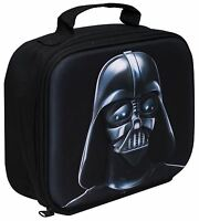 Lunch Bag Star Wars Darth Vader 3D Image School Travelling For Children Kids