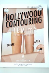 ITEM m6 Hollywood Contouring Größe S - Farbe Powder Shape Strumpfhose