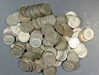 $10 FACE VALUE ROOSEVELT DIMES 90% SILVER (LOT OF 100 COINS)