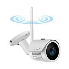 CloudMini Wireless 1080p 2.4MP Night Vision Internal H265 IP CCTV Camera