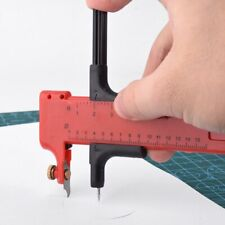 Circular Ruler DIY Tool Building Model Material Covering Paper Plastic Board