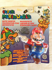 SUPERMARIO WORLD WATER SQUIRTERIN,NINTENDO SPIELZEIT SHOOT WASSER,NEW