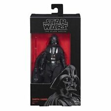 La serie Negro De Star Wars Darth Vader Figura De 6 Pulgadas-Nuevo en la acción