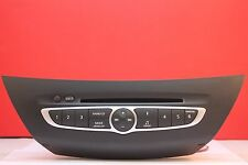 RENAULT LAGUNA MK3 CD RADIO PLAYER CAR STEREO CODE WORKING WARRANTY BARGAIN