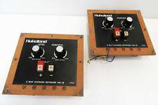Hokutone Vintage Crossovers HA-19 3 Way - Audio Speaker Part - Japan Made