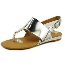 Women's Synthetic Leather Flip Flops Sandals & Beach Shoes
