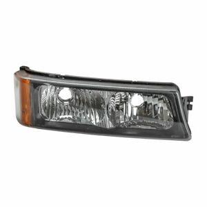 NOS 15199557 RH Frnt Prk Signal Light TYC 18-5897-01 GM2521185 for Slvrdo Avlch