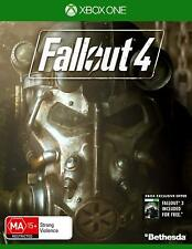 Fallout 4 - Xbox One Brand New Sealed