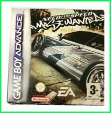 NEED FOR SPEED MOST WANTED gioco per NINTENDO GAME BOY ADVANCE GBA Originale new