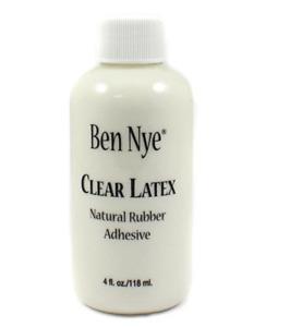 BEN NYE CLEAR LATEX 4 OZ/118 ML DRIES CLEAR