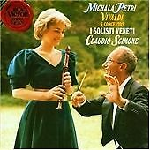 Vivaldi;Concertos, Claudi Scimone, Michala Petri, Very Good