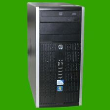 PC System HP Pro 6200 Microtower Intel G850 2,9 GHz 8 GB  500 GB WIN 10 Pro