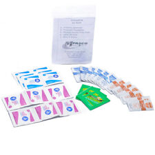 First Aid Kit Refill Antiseptic Products