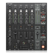 Behringer DJX750 Professional 5 Channel DJ Mixer with FX