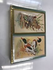 Vintage Congress Duck Playing Card Deck Double