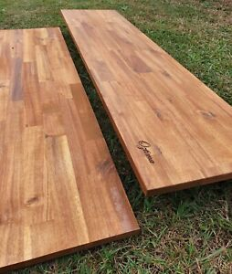 Extra Large Grazing Board / Cheese Platter 2 Tier One with Legs Flat Pack