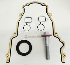 LS1 LS6 LS2 LS3 LQ4 Cam Swap Gasket Set Timing Cover Seals Fel-Pro w/ Crank Bolt