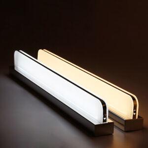 LED Spiegelleuchte 9W Beleuchtung Bad Aufbau-Lampe Spiegelschrank Leuchte 220V