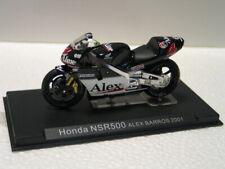 Motorrad Modell Honda NSR 500 Alex Barros 2001 Ixo Altaya 1:24