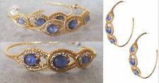 Alexis Bittar hoop earrings amethyst briolette NWT $245