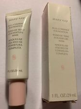Mary Kay Full Coverage Foundation ~ Ivory 204 Pink Cap *FREE SHIPPING*