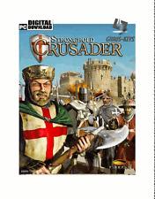 Stronghold Crusader HD Steam Key Pc Game Code Neu Spiel Global
