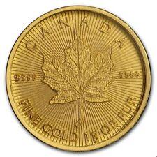 Maple Leaf 2021 1 Gramm Maplegram 999 Gold Goldmünze Blister m. Seriennummer
