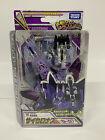 Takara Transformers Henkei D-07 Cyclonus with Targetmaster Nightstick MOSC