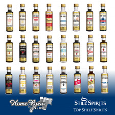 Still Spirits Top Shelf Flavour Essences For Home Brew Distilled Vodka Alcohol