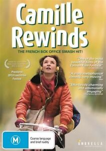 Camille Rewinds - New & Sealed Region 4 DVD - FREE POST